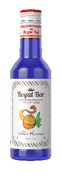 Сироп Royal Bar 250мл Блю Кюрасао